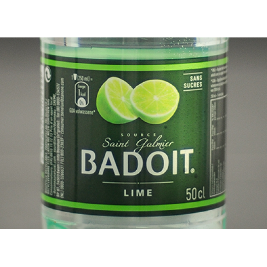 Badoit lime 50cl